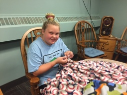 Project Linus Blankets - SRP 2017