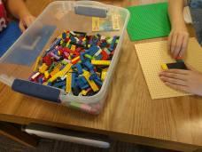 Legos - Summer Reading 2017