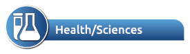 health and sciences header