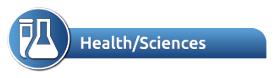 health and sciences header