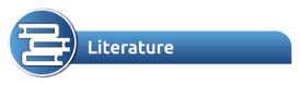Literature header