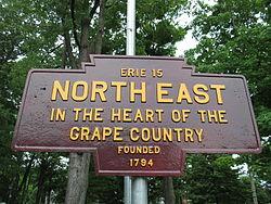 North_East,_PA_Keystone_Marker.jpg